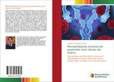 Portada del libro de Microambiente tumoral de pacientes com câncer de ovário