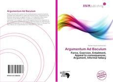 Bookcover of Argumentum Ad Baculum