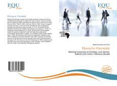 Horacio Guzmán kitap kapağı