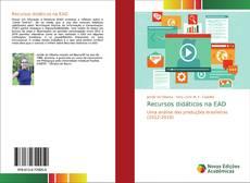 Capa do livro de Recursos didáticos na EAD