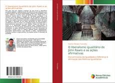 Bookcover of O liberalismo igualitário de John Rawls e as ações afirmativas