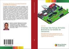 Capa do livro de Emprego das Forças Armadas Brasileiras na Gestão de Desastres