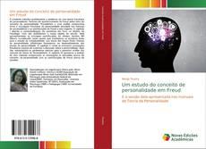 Couverture de Um estudo do conceito de personalidade em Freud