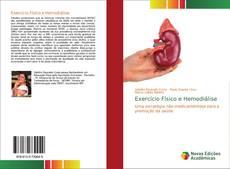 Exercício Físico e Hemodiálise kitap kapağı