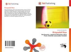 Bookcover of Krzysztof Hus