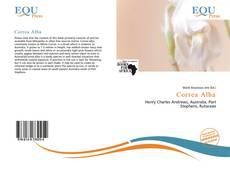 Bookcover of Correa Alba