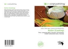 Capa do livro de Batter (Cooking)