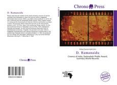 Bookcover of D. Ramanaidu