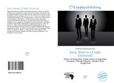 Capa do livro de José Alonso (Trade Unionist)