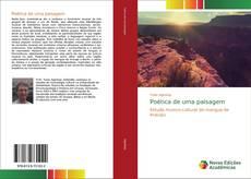 Capa do livro de Poética de uma paisagem