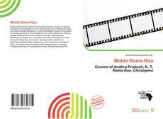 Bookcover of Midde Rama Rao
