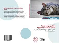Couverture de Cardiomyopathie Hypertrophique Féline