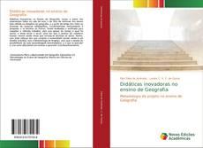 Capa do livro de Didáticas inovadoras no ensino de Geografia