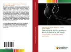 Capa do livro de Sexualidade de Gestantes na Atenção Primária da Saúde