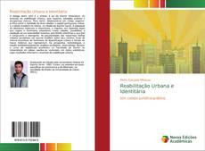 Portada del libro de Reabilitação Urbana e Identitária