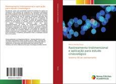 Bookcover of Rastreamento tridimensional e aplicação para estudo cinesiológico