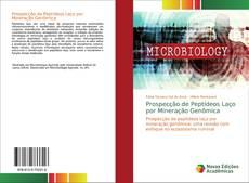 Capa do livro de Prospecção de Peptídeos Laço por Mineração Genômica