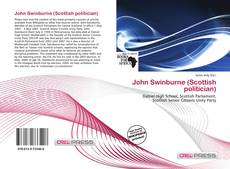 Portada del libro de John Swinburne (Scottish politician)