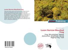 Buchcover von Luzon Narrow-Mouthed Frog