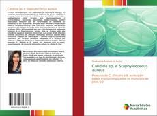 Обложка Candida sp. e Staphylococcus aureus