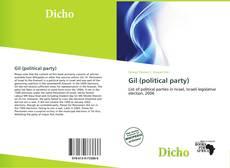 Borítókép a  Gil (political party) - hoz
