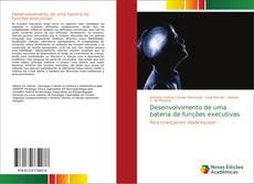 Buchcover von Desenvolvimento de uma bateria de funções executivas