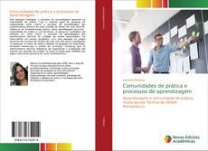 Capa do livro de Comunidades de prática e processos de aprendizagem