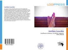Buchcover von Jambes Lourdes