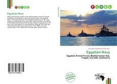Bookcover of Egyptian Navy