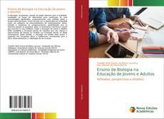 Capa do livro de Ensino de Biologia na Educação de Jovens e Adultos