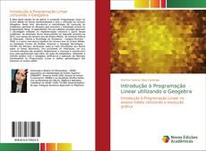 Portada del libro de Introdução à Programação Linear utilizando o Geogebra