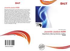 Capa do livro de Juvenile Justice NSW