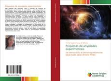 Couverture de Propostas de atividades experimentais