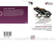 Couverture de Eastern Smooth Frog