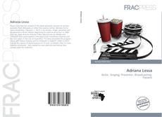 Buchcover von Adriana Lessa