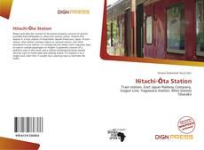 Hitachi-Ōta Station kitap kapağı