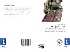 Bookcover of Douglas' Toad