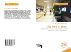 Portada del libro de City One Station