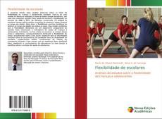 Capa do livro de Flexibilidade de escolares