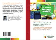 Copertina di Integração de conteúdos de Geografia na disciplina de Ciências Sociais