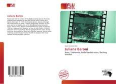 Juliana Baroni的封面