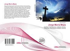 Jorge María Mejía kitap kapağı