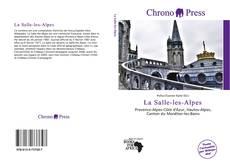 La Salle-les-Alpes kitap kapağı