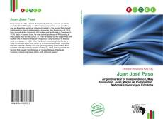 Bookcover of Juan José Paso