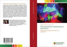 Capa do livro de Informatizando e Modelando a Geometria