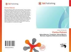 Bookcover of Carlos Petroni