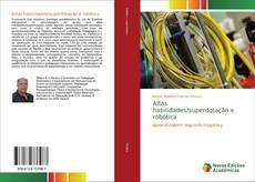 Capa do livro de Altas habilidades/superdotação e robótica