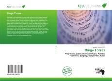 Capa do livro de Diego Torres