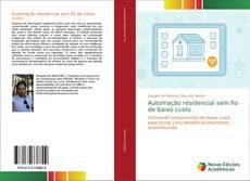 Capa do livro de Automação residencial sem fio de baixo custo