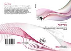 Karl Volk kitap kapağı